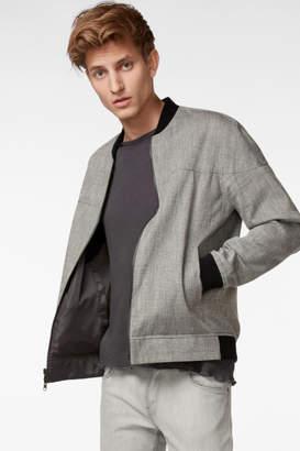 J Brand Reversible Oliver Jacket In Carota