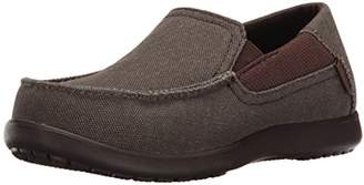 Crocs Boys' Santa Cruz II Grade School Loafer