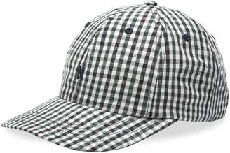 3443dd1c84 Norse Projects Gingham Sports N Logo Cap