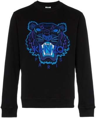 Kenzo holiday capsule Tiger sweatshirt