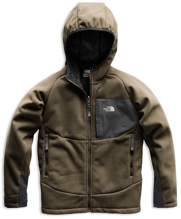 The North Face® Boys' Chimborazo Fleece Hoodie with Sherpa Lining - Little Kid, Big Kid
