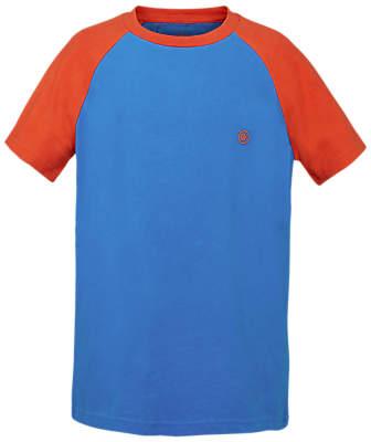 Boys' Raglan Sleeve T-Shirt, Blue