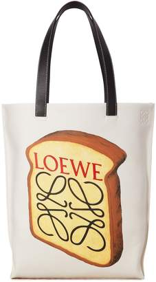 Loewe Toast tote bag