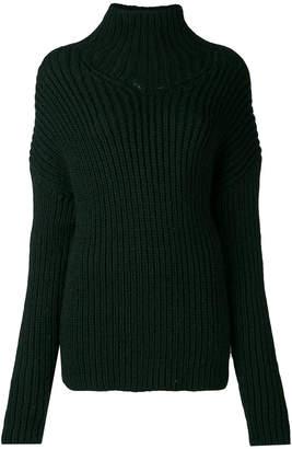 A.F.Vandevorst chunky knit jumper