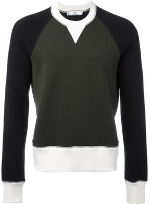Ami Paris raglan sleeves crewneck sweater