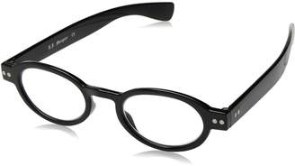 A. J. Morgan A.J. Morgan Unisex-Adult Elroy - Power0 53528 Oval Reading Glasses