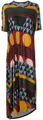 Henrik Vibskov Turkish print dress