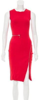Alexander Wang Bodycon Knee-Length Dress $175 thestylecure.com
