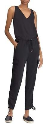 Ralph Lauren Cargo-Pocket Jumpsuit