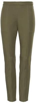 Banana Republic Devon Legging-Fit Bi-Stretch Utility Ankle Pant