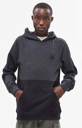 Neff Split Charcoal Pullover Hoodie