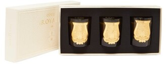 Cire Trudon Odeurs Royales Set Of Three Scented Candles - Multi