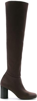 Gloria Coelho knee high boots