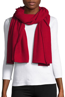 Lord & Taylor Long Cashmere Scarf $138 thestylecure.com