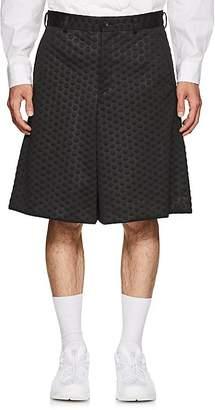 Comme des Garcons Men's Polka Dot Textured Short