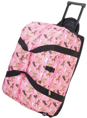 Wildkin Horse Good Times Rolling Duffel Bag - Kids