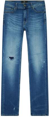 7 For All Mankind Ronnie Luxe Performance Skinny
