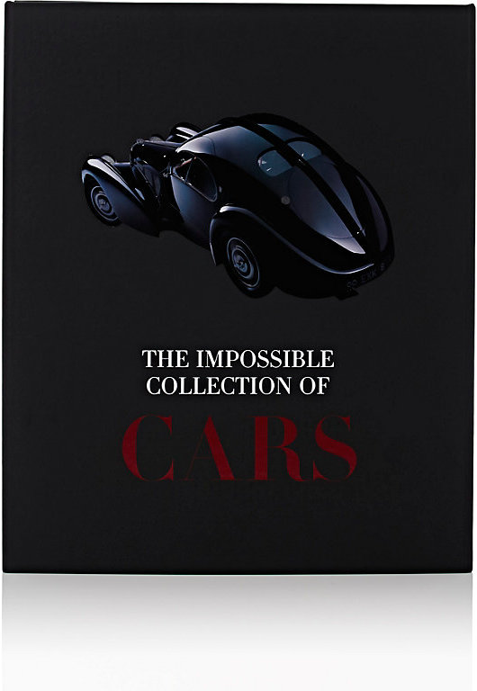 Assouline Assouline The Impossible Collection of Cars