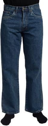 Stanley Men's Classic-Fit 5-Pocket Denim Jeans