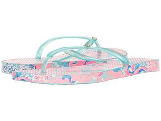Lilly Pulitzer Pool Flip-Flops Women's Sandals