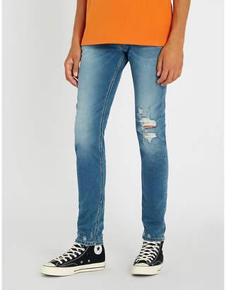 e678d52a Diesel Distressed Jeans For Men - ShopStyle UK