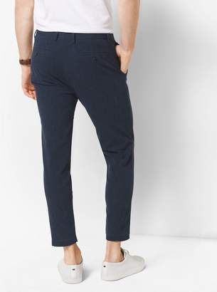 Michael Kors Slim-Fit Linen Trousers
