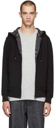 Burberry Black Fordson Core Hoodie