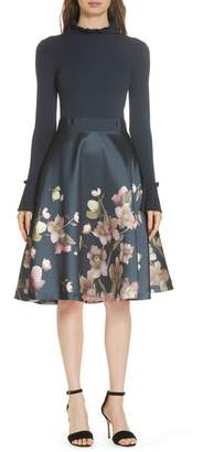 Ted Baker Seema Arboretum Dress