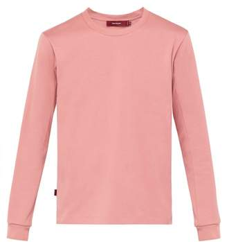 James Long Sies Marjan Sleeved Cotton T Shirt - Mens - Pink