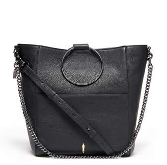 Circe Thacker New York Bag Black Gunmetal