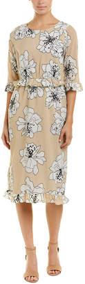 Lucca Couture Verona Midi Dress