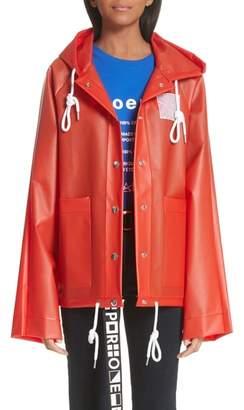 Proenza Schouler PSWL Graphic Raincoat