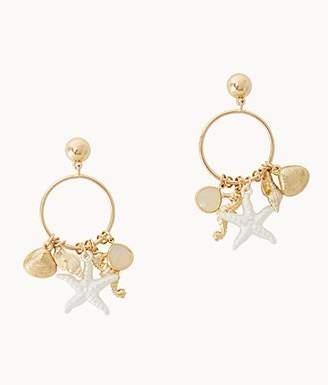 Lilly Pulitzer Shells Bells Earrings