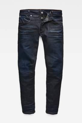 Next Mens G-Star Dark Aged D Staq 5 Pocket Slim Jeans