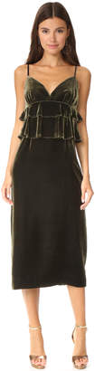 Mother of Pearl Janette Dress $795 thestylecure.com