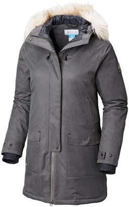 Columbia Hawks Prairie Faux-Fur-Trim Jacket
