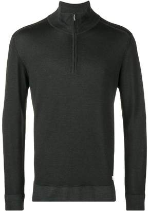 C.P. Company zip front pullover