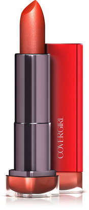 CoverGirl Colorlicious Lipstick - Candy Apple $6.99 thestylecure.com