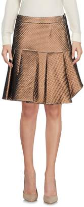 Le Ragazze Di St. Barth Knee length skirts - Item 35331078SJ
