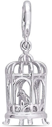 Garden Collection FINE JEWELRY Laura Ashley Secret Sterling Silver Charm