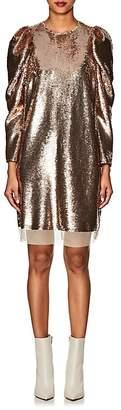 Ulla Johnson Women's Neptune Metallic Sequined Dress