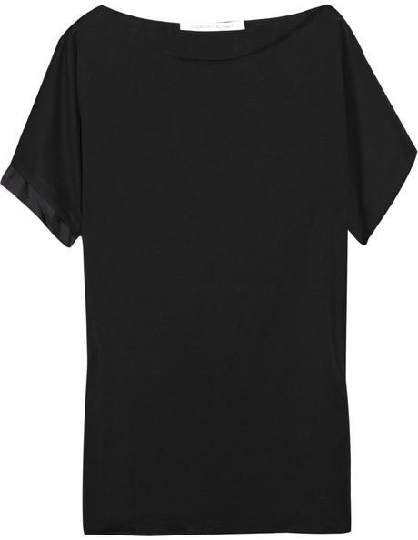 Clemens en August Dolman-sleeved cotton-jersey T-shirt
