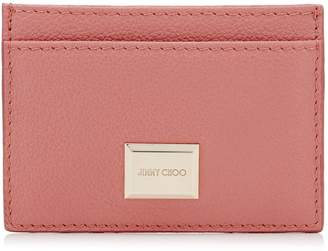 Jimmy Choo Leather Maddie Card Holder
