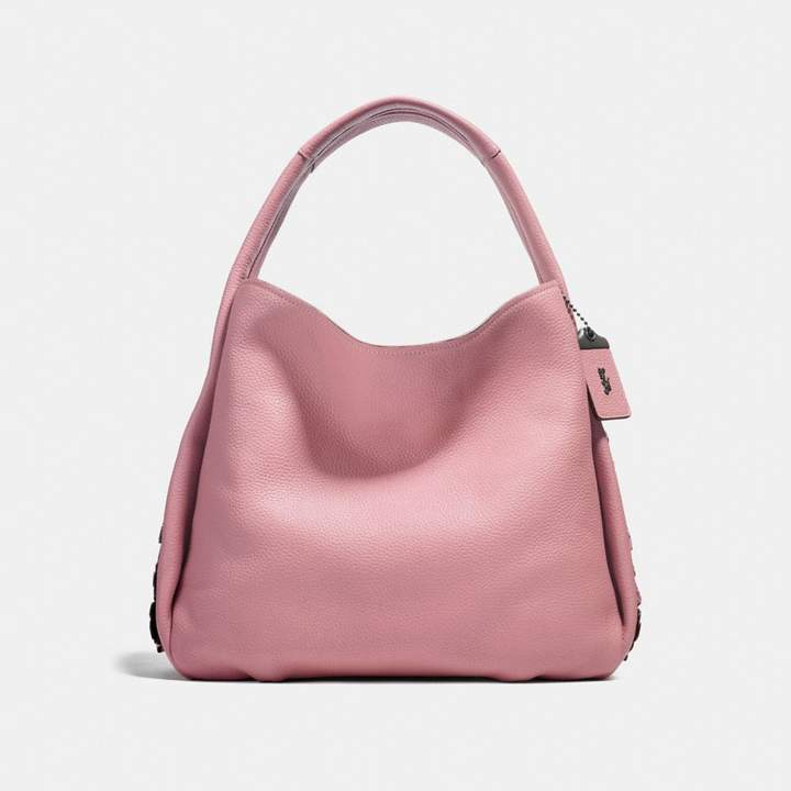 Coach New YorkCoach Bandit Hobo 39 With Tea Rose - DUSTY ROSE/BLACK COPPER - STYLE