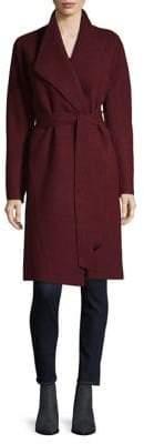 Line Sven Wrap Coat