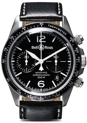 Bell & Ross BR V2-94 Black Steel Chronograph 41mm