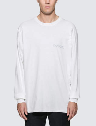 +Hotel by K-bros&Co Loopy Hotel Punchdrunk L/S T-Shirt