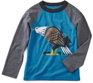 Tea Collection Eagle Eye Raglan T-Shirt