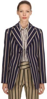 Vivienne Westwood Striped Blazer