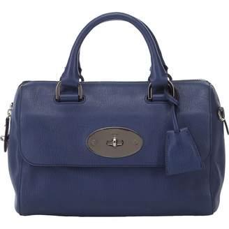 Mulberry Del Rey leather handbag